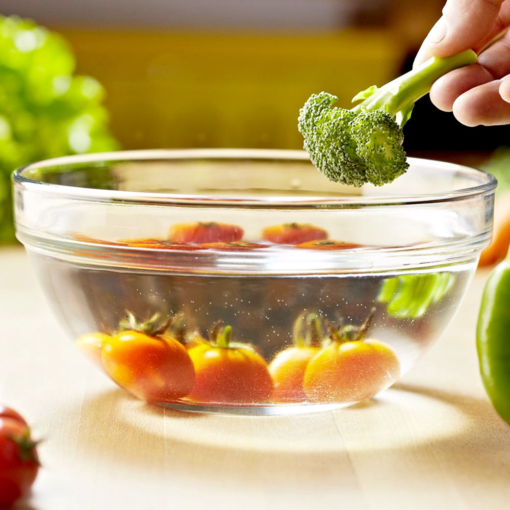 Aprenda tirar agrotóxico dos vegetais com um conjunto de dicas simples e práticas
